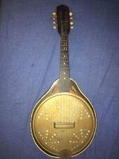 Premier Multivox Antique Mandolin Banjo: RARE One Of A Kind?
