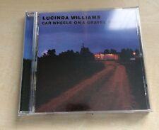 LUCINDA WILLIAMS - CAR WHEELS ON A GRAVEL PATH (CD ALBUM)