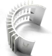 52505S 540 550 Motor RC Disipador térmico Enfriamiento Cabeza de Plata de ventilación