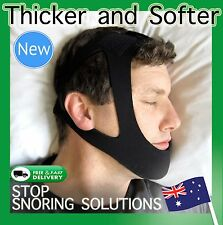 Anti Snore AntiSnore Device Jaw Strap Stop Snoring Chin Sleep Apnea Belt1 Apnoea