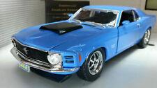 Modellini statici auto blu AUTOart