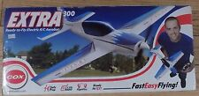 Cox Extra 300 Airplane New in Box Rare Vintage