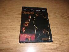 Unforgiven (Dvd, 2010) Brand New Sealed!