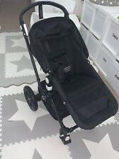 USED Bugaboo Cameleon 3 ALL BLACK with Lots Of Accessories!! Inc. BUGGY BOARD