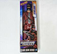 Hasbro Marvel Guardians of the Galaxy Titan Hero Series 12in Star Lord Figurine