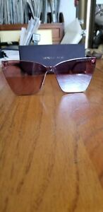 Victoria's Secret Sunglasses - Cat Eye Purple/Pink Mirrored