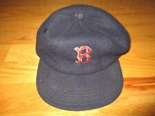 Vintage BOSTON RED SOX Wool (Size 6 1/2) Cap