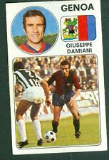Calciatori Panini 1976-77 n.95! Giuseppe Damiani Genoa! Nuova!!