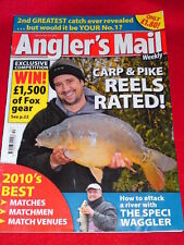 ANGLERS MAIL - ATTACK WITH THE SPECI WAGGLER - Dec 14 2010