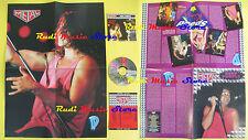 CD+POSTER DEEP PURPLE Speed kings ARMANDO CURCIO PROMO METAL HM-23 lp mc dvd vhs