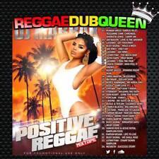 DJ Mabrak - Positive Reggae Mixtape. Reggae Mix CD. June 2018