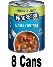 Progresso Garden Vegetable Soup 8 pack 18.5 Oz