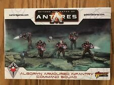 Beyond The Gates Of Antares: Algoryn Command Squad