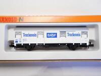 ARNOLD 4423 Kühlwagen BASF TROCKENEIS OVP (39414)