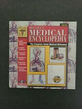 MOSBYS Complete Home MEDICAL Reference ENCYCLOPEDIA (PC,2000) CD ROM Win 95/98