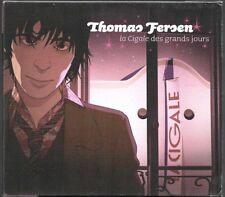 CD + DVD ALBUM / THOMAS FERSEN - LA CIGALE DES GRANDS JOURS / COMME NEUF