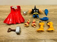 The Mighty Thor The Avengers - Super Hero Mashers Action Figure Marvel
