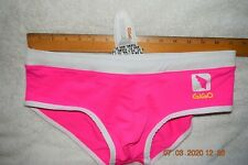Gigo  Mens swim brief  Pink   Large    [#1290]
