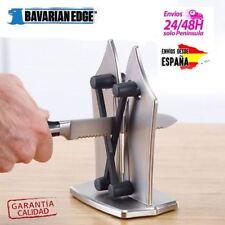 AFILADOR de Cuchillos Bavarian Edge PROFESIONAL ACERO de TUNGSTENO afila cocina