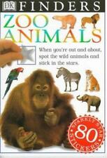 Zoo Animals (Dk Spotters Guides)-ExLibrary