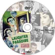 Laughter in Paradise - Alastair Sim Audrey Hepburn DVD 1951