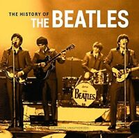 THE BEATLES - THE HISTORY OF THE BEATLES  CD NEU