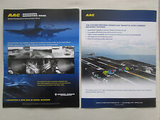 2015 GENERAL ATOMICS ELECTROMAGNETICS ADVANCED ARRESTING GEAR NAVAL AVIATION