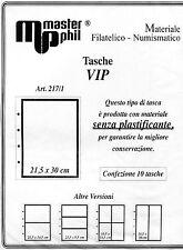 TASCA INTERA PER FOLDER VIP K211 SENZA PLASTIFICANTE - DITTA MASTERPHIL