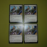 Defiant Strike x4 War of the Spark 4x Magic the Gathering MTG