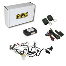Remote Start Kit With Keyless Entry For 2009-2012 Nissan Altima - Push-to-Start