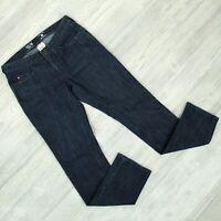 Mountain Hardwear Straight Leg Jeans Womens 4 / 32 (29 x 31.5.) Dark Wash Denim