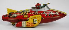 "c. 1930 Flash Gordon ""Rocket Fighter"" Wind-Up Toy by Marx"