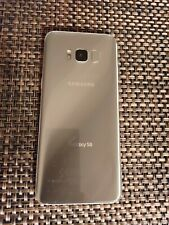 Samsung Galaxy S8 Used Excellent Condition- 64GB - Arctic Silver (Unlocked)