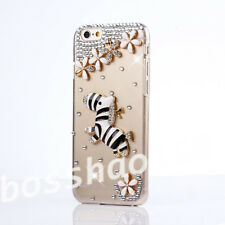 Glitter Luxury Bling Diamonds Stones gems hard PC back Phone Case Cover Skin #J