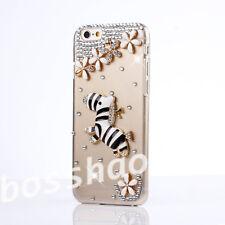 Glitter Luxury Bling Diamonds Stones gems hard PC back Phone Case Cover Skin #J