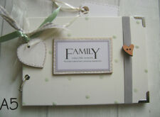 PHOTO ALBUM////MEMORY BOOK.CHRISTMAS OFFER PERSONALISED....Godparents...A5 SIZE