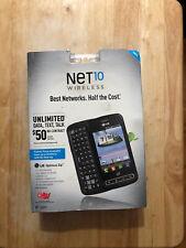 LG Optimus Zip L75C - Black (Straight Talk) Smartphone