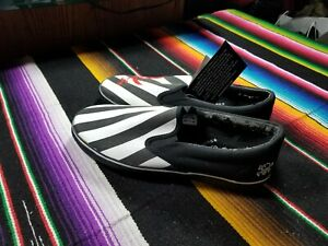 RARE Draven Duane Peters Slip On Shoes Size 6.5