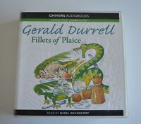 Fillets of Plaice: Gerald Durrell - 6CD Audiobook Unabridged
