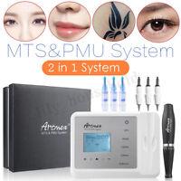 Artmex V9 Pro Permanent Make-up Tattoo Maschine Augenbraue Lip Dreh Pen MTS PMU