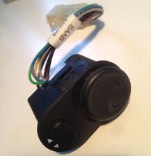 SAAB 9-5 power mirror switch 4466405 1999-2000 OEM EXC+++ 4412631