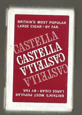CASTELLA   PLAYING CARDS