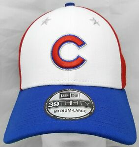 Chicago Cubs MLB New Era 39thirty 2018 All-Star Game M/L flex cap/hat