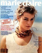 Marie Claire France Magazine 1992 KATE MOSS Rebecca Romijn CLAUDIA MASON