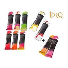 TORQ Energy Gel - 45g Gel (5, 10 Gel Packs)
