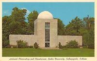 Indianapolis Indiana~Butler University~Holcomb Observatory~Planetarium~1960 PC