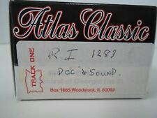 Atlas Classic GP7 Custom painted & detailed Rock Island RD#1283 w/DCC&SOUND