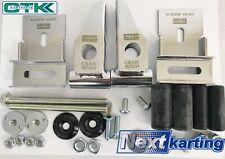 TonyKart / OTK Euro / Plastic Rear Bumper Fixing Kit NextKarting -
