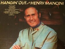 """(New) HENRY MANCINI-""""Hangin' Out With"""" LP, Original 1974 RCA CPL1-0672 Stereo"""