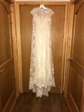 Brand New less than half price LACE Wedding Dress Alfred Angelo Size 14